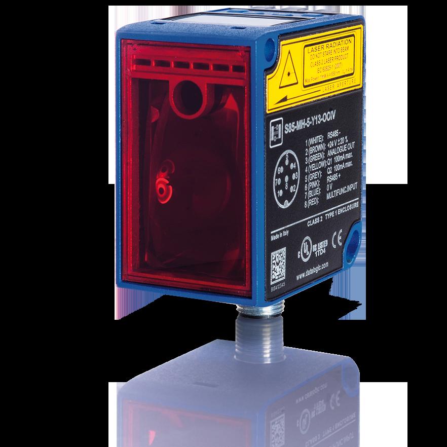 Datalogic S85 TOF Lézer távolság érzékelő