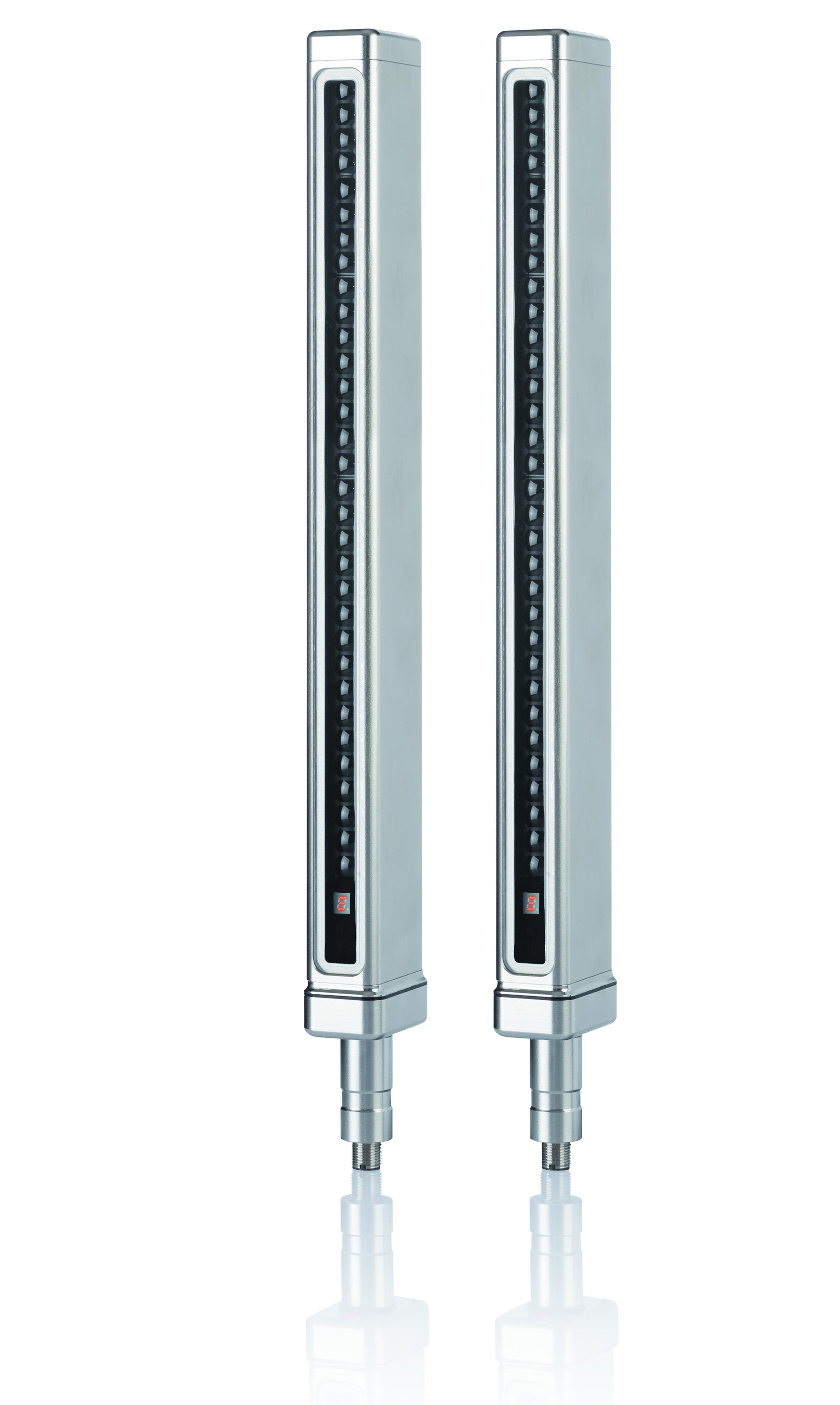 Datalogic 4-es típusú biztonsági fényfüggönyök