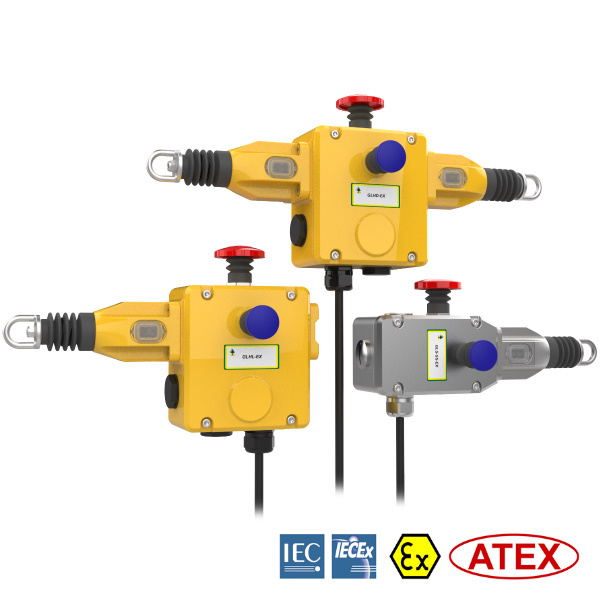 Explosion Proof Rope Pull Safety Switches