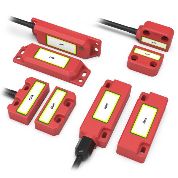 Mágneses biztonsági érzékelők