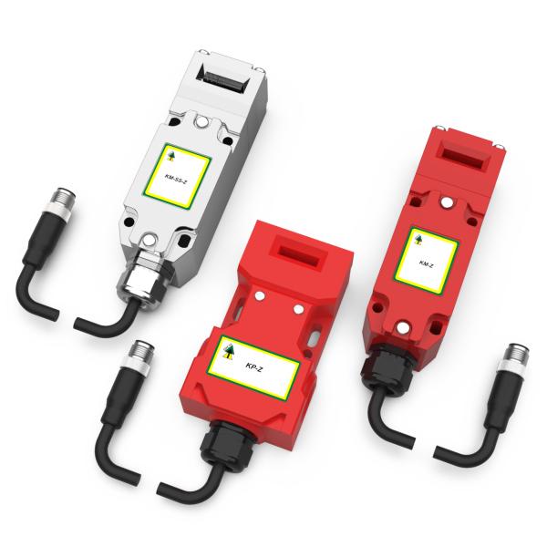 Z-Range Kulcsos Biztonsági Kapcsolók 2 OSSD kimenettel