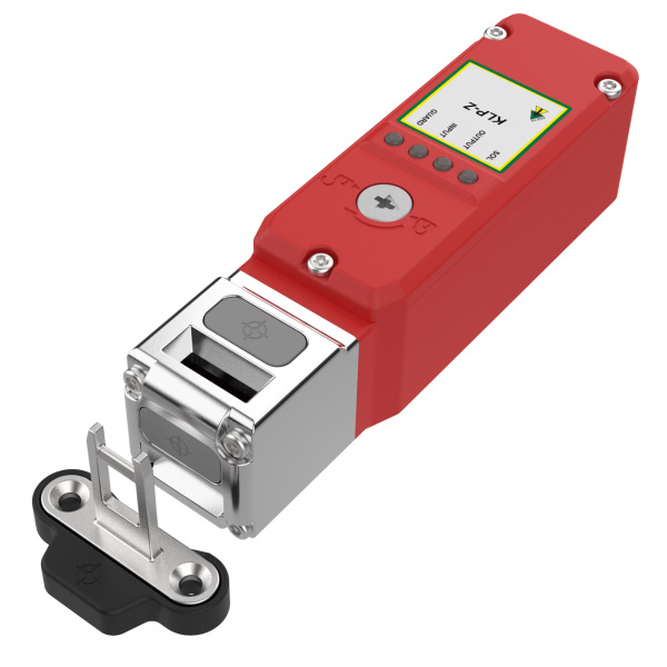 KLP-Z Plastic Locking Safety Switch with RFID Coding and OSSD Outputs